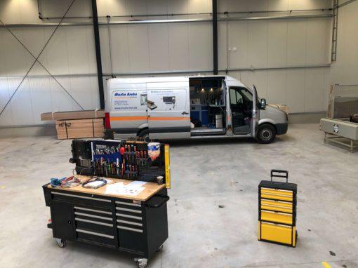 Montagewagen Werkstattwagen Bruhn-HVT